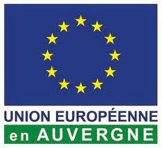 Europe avec le FSE et région Auvergne