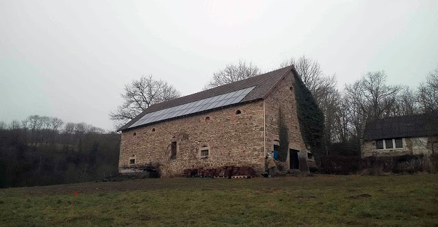 Démarrage de nos centrales solaires à Chateauneuf-les-Bains et Blanzat !