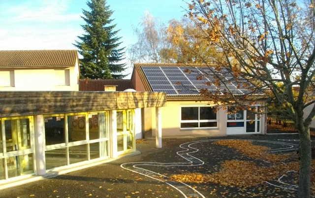 Ecole Maternelle de Ménétrol