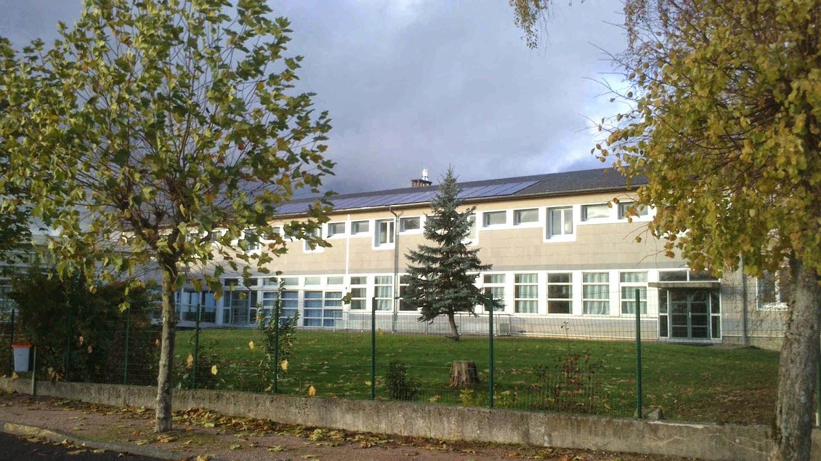 Lycée agricole de st gervais