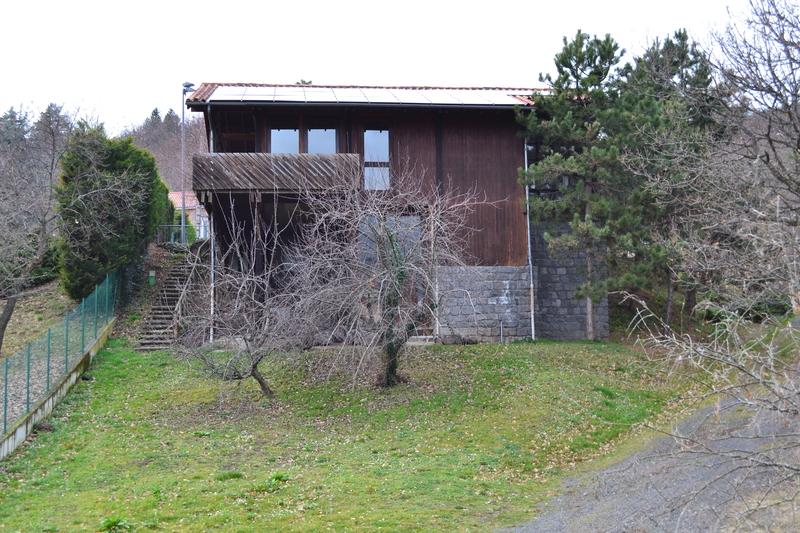 Salle des fêtes de Crouzol(63650 - Volvic)