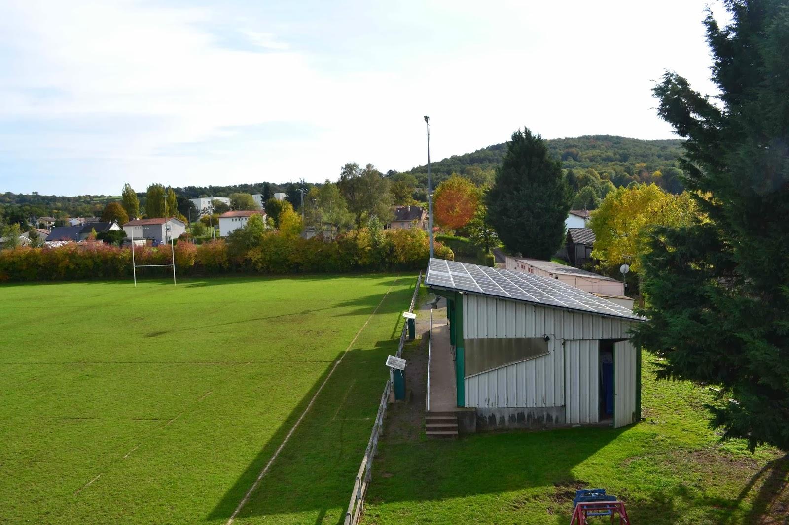 Stade de Rugby de Manzat