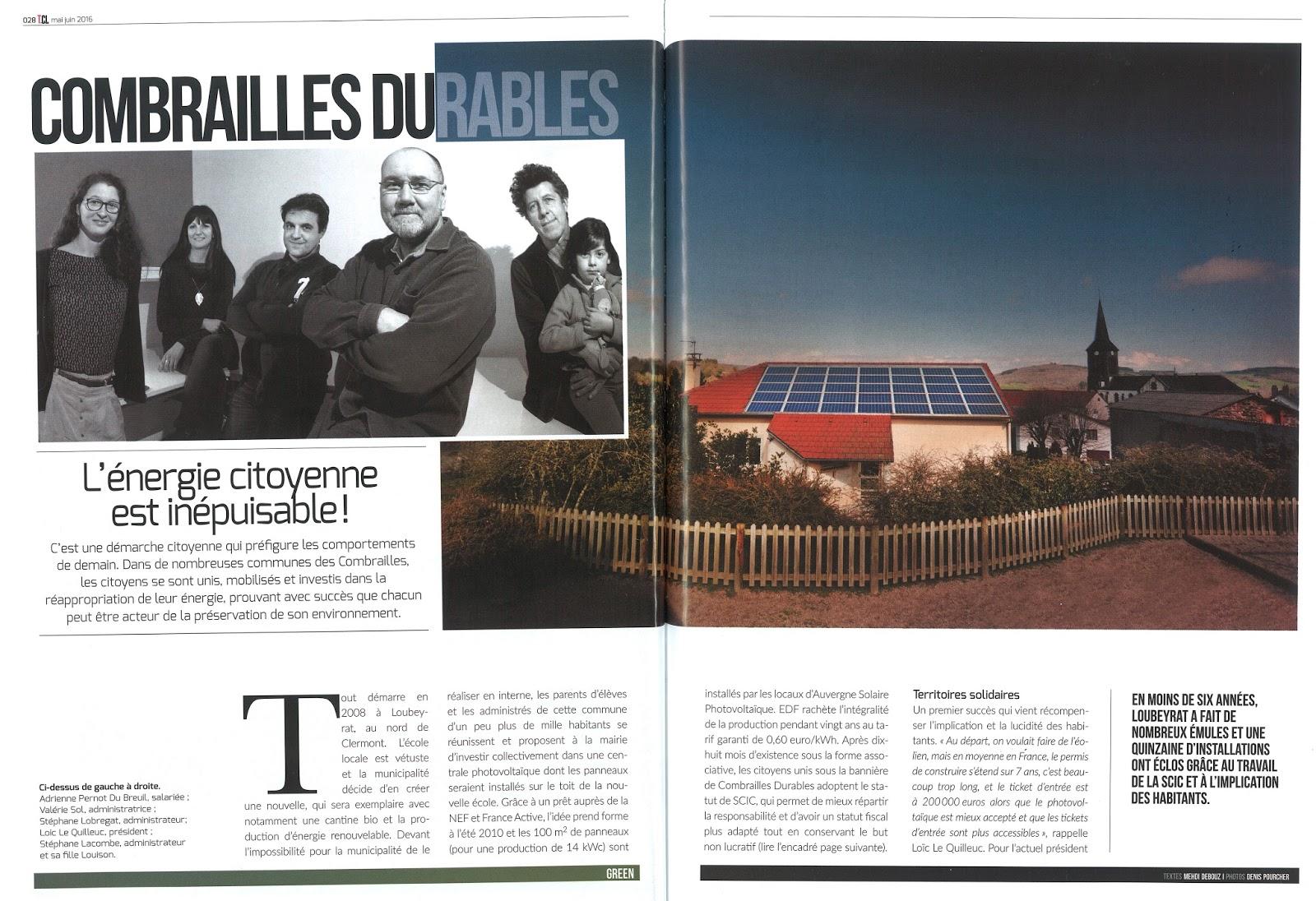 mai/juin 2016 / Tout Clermont
