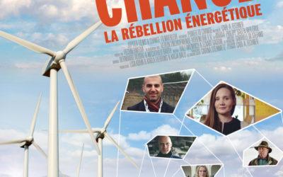 2e round – Ciné-débat Power to change : la rebellion énergétique – mardi 13 juin au RIO à Clermont