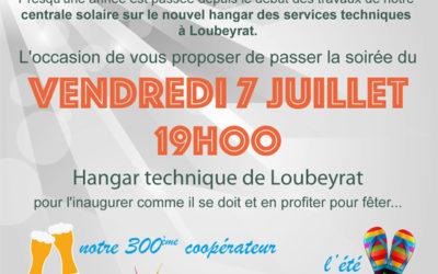 Réservez votre soirée !! Bio BBQ vendredi 7 juillet à Loubeyrat
