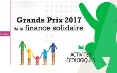 Grand Prix de la finance solidaire 2017