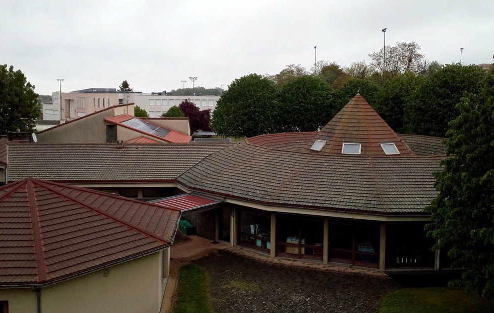 Ecole maternelle de  Volvic