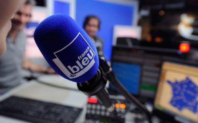 Combrailles Durables invitée de la rédaction de France Bleue ce matin