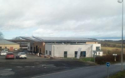 22ème centrale solaire PV pour notre coopérative citoyenne