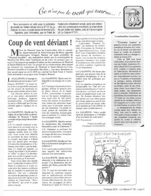 3/2019 La Galipote