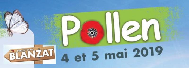 Passez nous voir à Blanzat le week-end du 4 et 5 mai ! Foire Bio Pollen