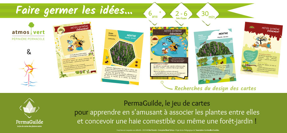 les design de carte