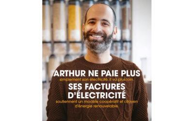 ENERCOOP : l'énergie militante et une promo sur la souscription !